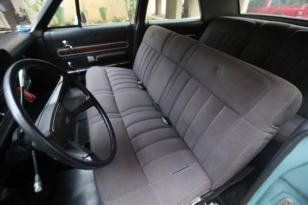 Carro do leitor - Ford Landau