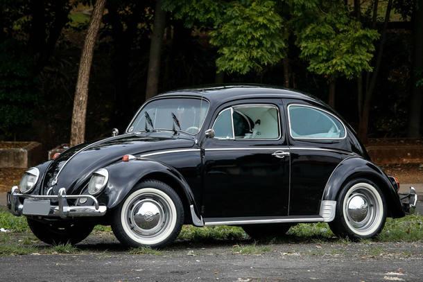 Carro do Leitor: VW Fusca 1965