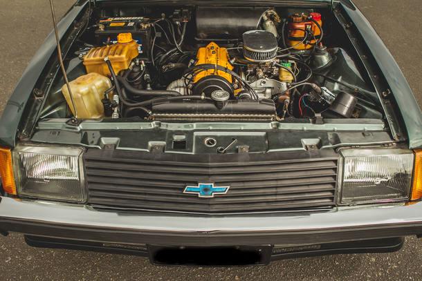 Chevrolet Chevette automático 1986