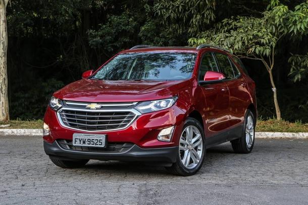 Os SUVs mais vendidos em abril de 2019