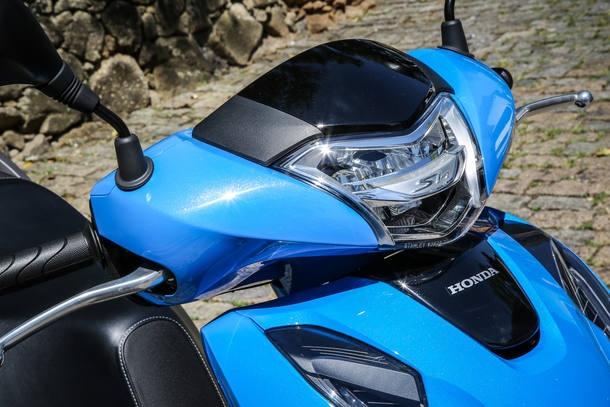Novo Honda SH 150i