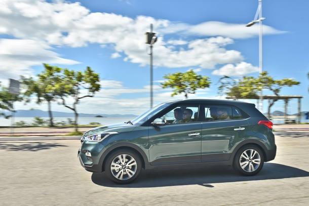 Os 20 SUVs mais vendidos de 2017