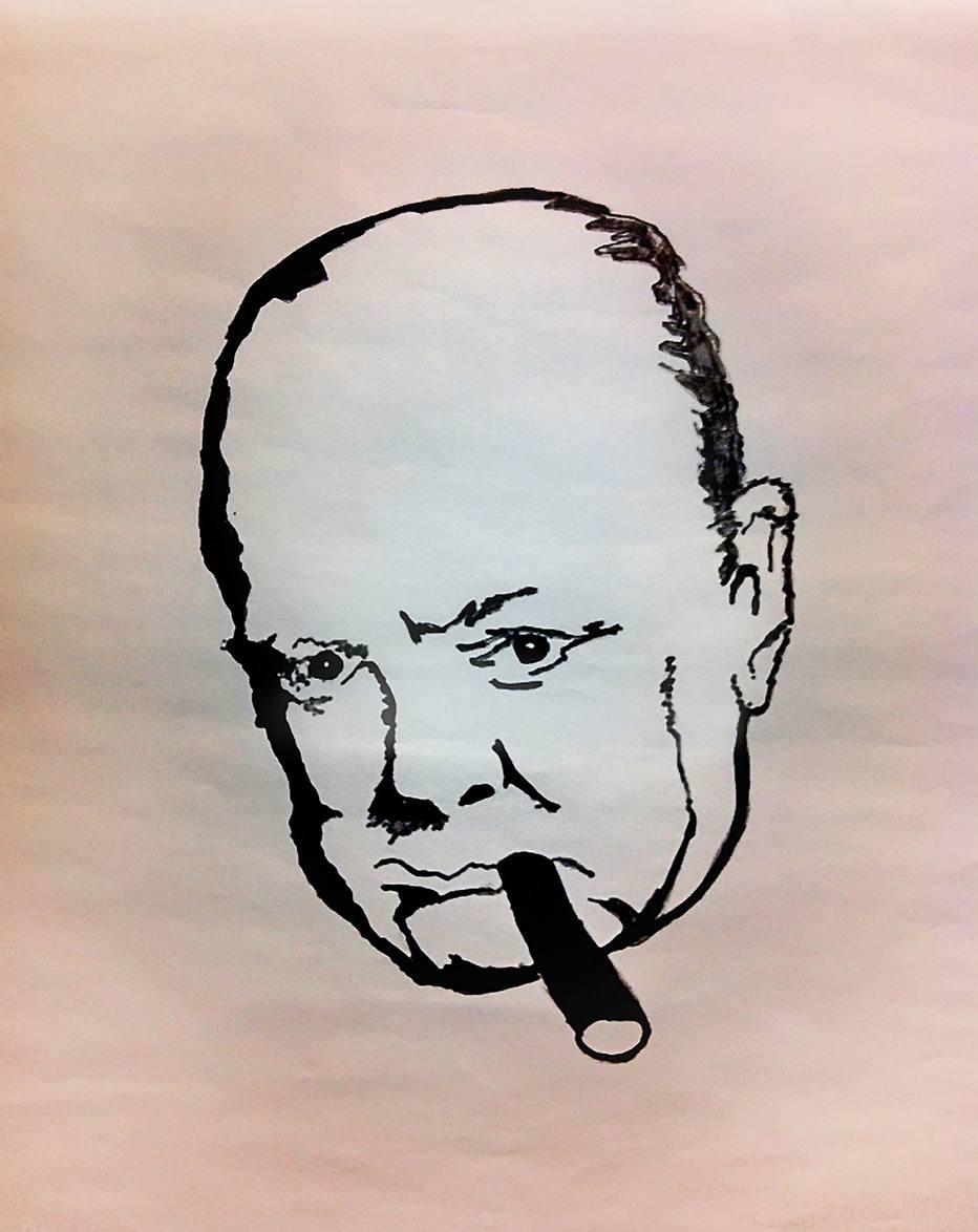Quando solicitadas a desenhar um líder, a maioria das pessoas desenha uma figura masculina.