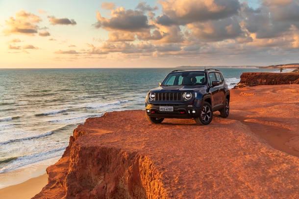 14º - Jeep Renegade