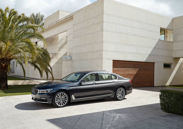 BMW 750 Li Pure Excellence