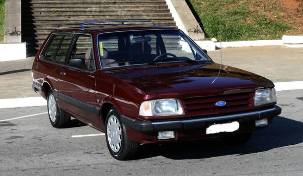 Ford Del Rey Belina 1988