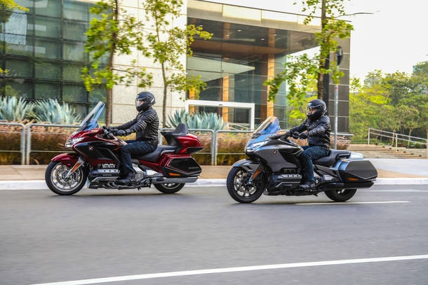 As motos com os maiores motores