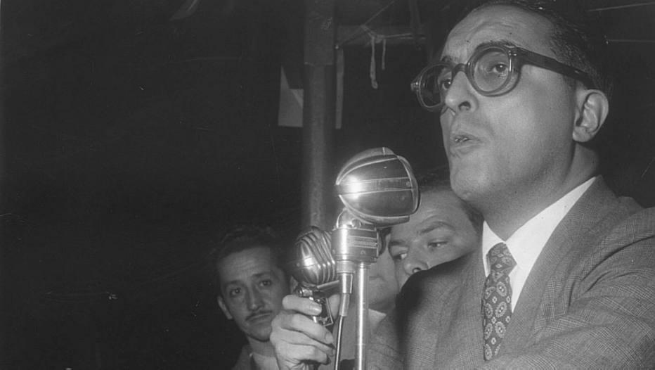 Lacerda liderou oposição ao governo de Getúlio Vargas