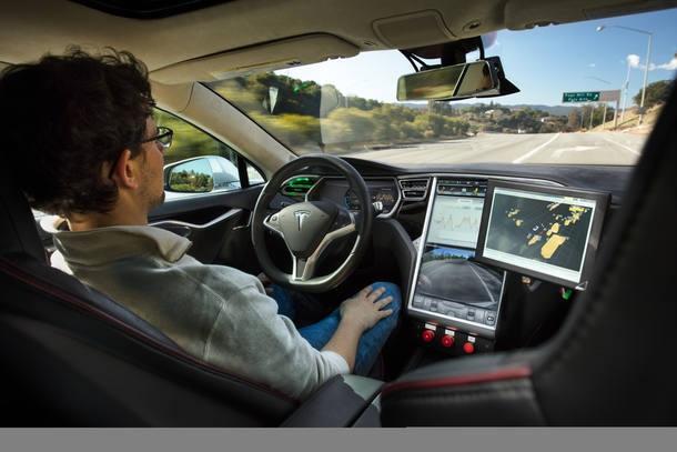 Sete tecnologias que estarão nos carros em cinco anos