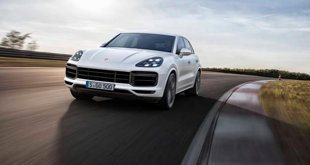 Novo Porsche Cayenne 2018