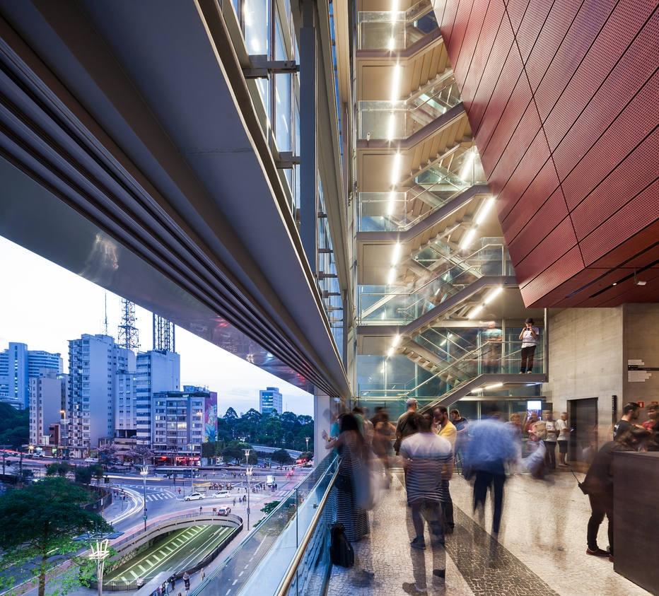 5º andar do IMS, na Avenida Paulista
