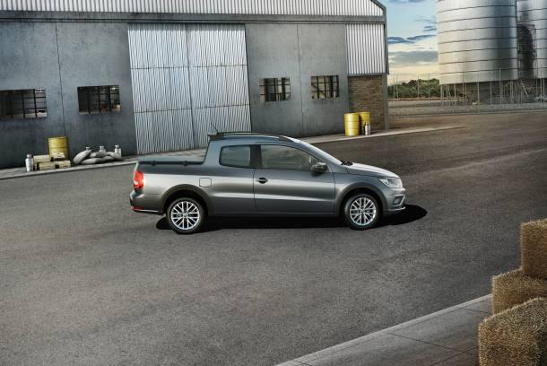 19º - Volkswagen Saveiro