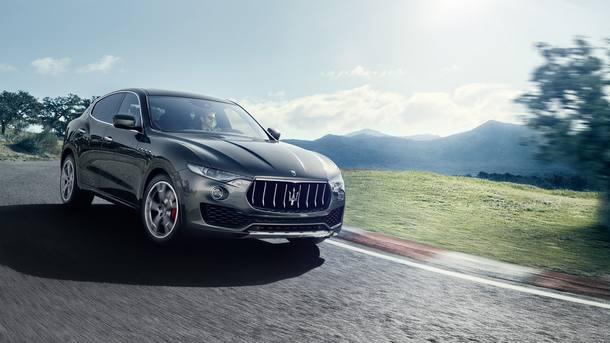 Maserati Levante