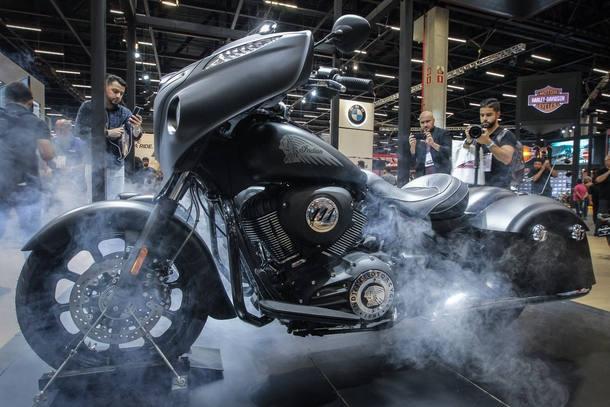 Motos com preço de carro