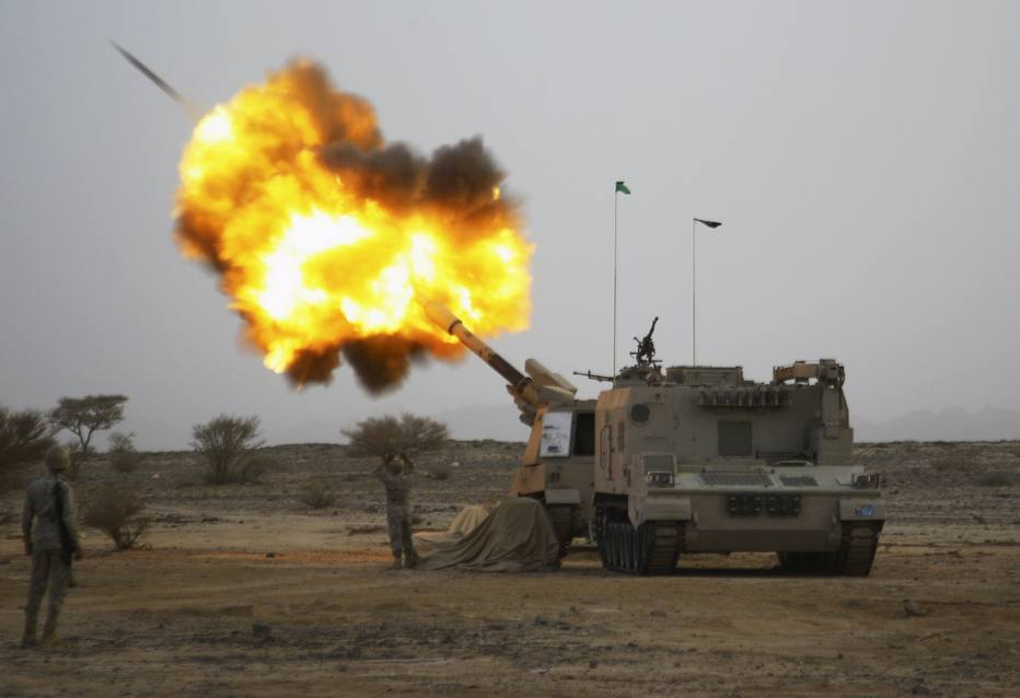 Alta do petróleo paga nova corrida armamentista no Oriente Médio