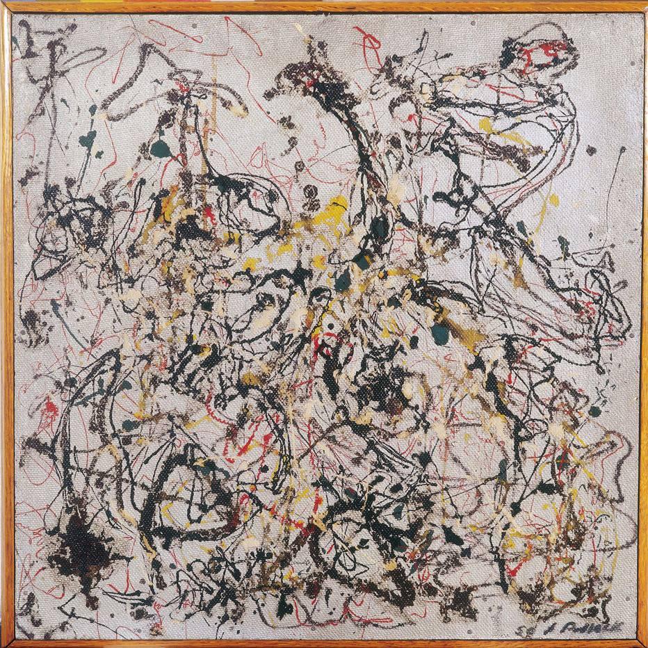 Pollock do MAM-RJ vai a leilão em novembro