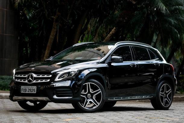 Os carros de luxo mais vendidos em março de 2019