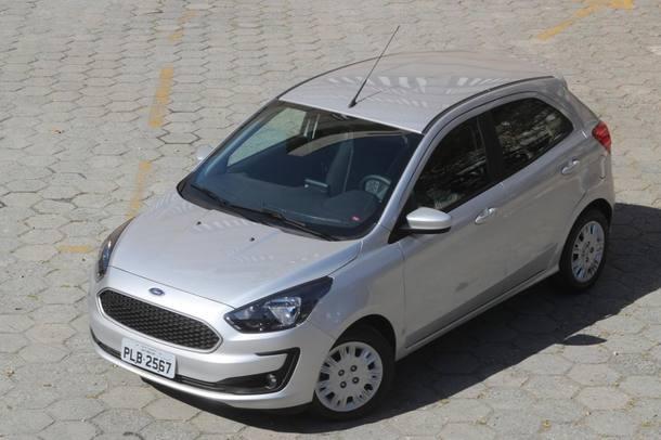2º - Ford Ka