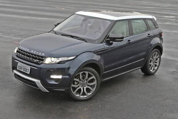 10º Land Rover Range Rover Evoque