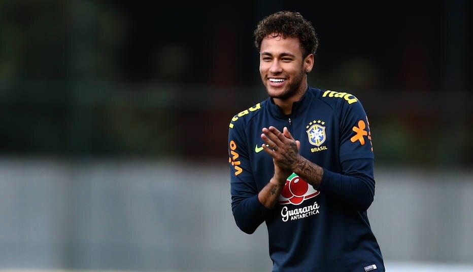Há 20 anos Betinho encontrava Neymar c25da9d2c5629