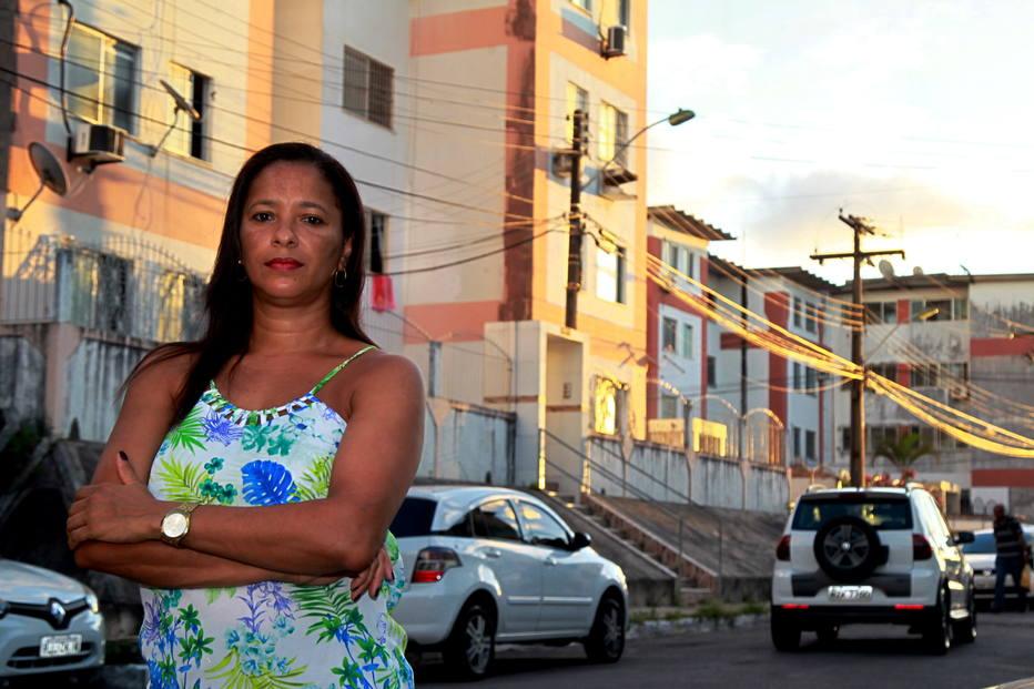 A baiana Dilmara Santos Serafim, 42, esperava mais do governo de Bolsonaro
