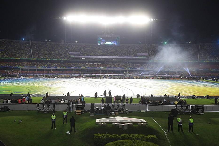 Renda do jogo de abertura da Copa América é a maior da história do futebol brasileiro