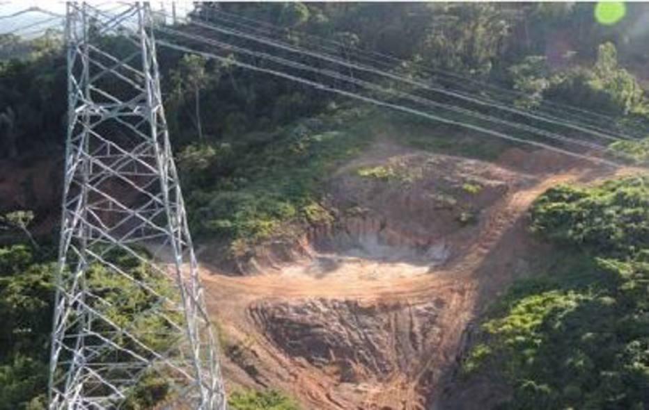 Linha de transmissão de Belo Monte