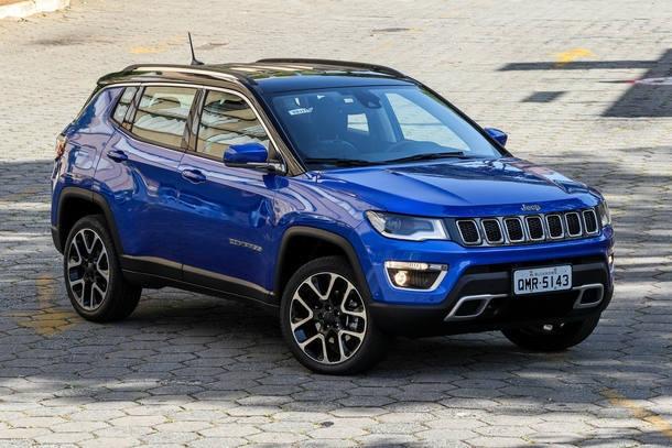 Os 10 SUVs mais vendidos de janeiro de 2018