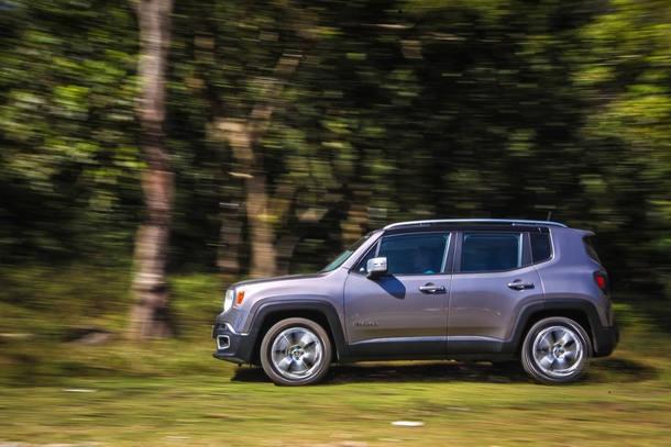 Os 10 SUVs mais vendidos no Brasil em julho