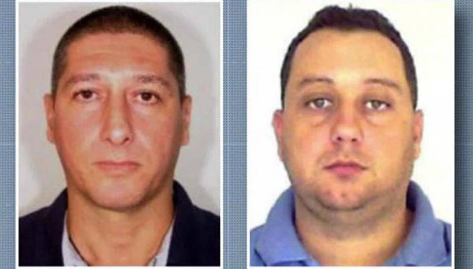 Ronnie Lessa e Elcio Vieira de Queiroz - suspeitos de matar Marielle Franco e Anderson Gomes