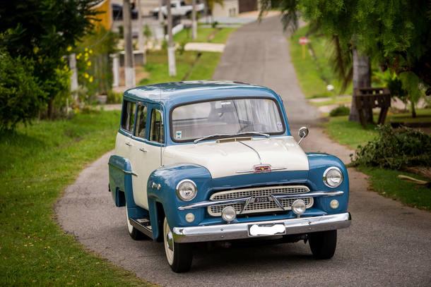 Chevrolet Amazona 1962