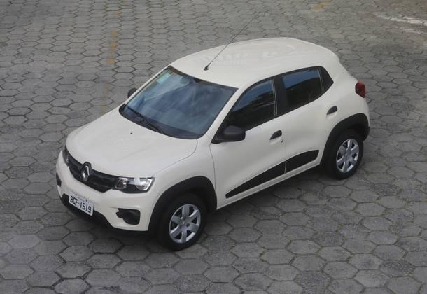 5º - Renault Kwid