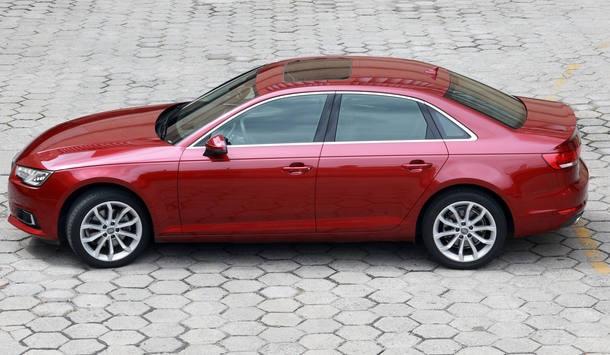 Volkswagen Passat x Audi A4
