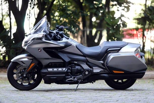 Honda Gold Wing 'Bagger'
