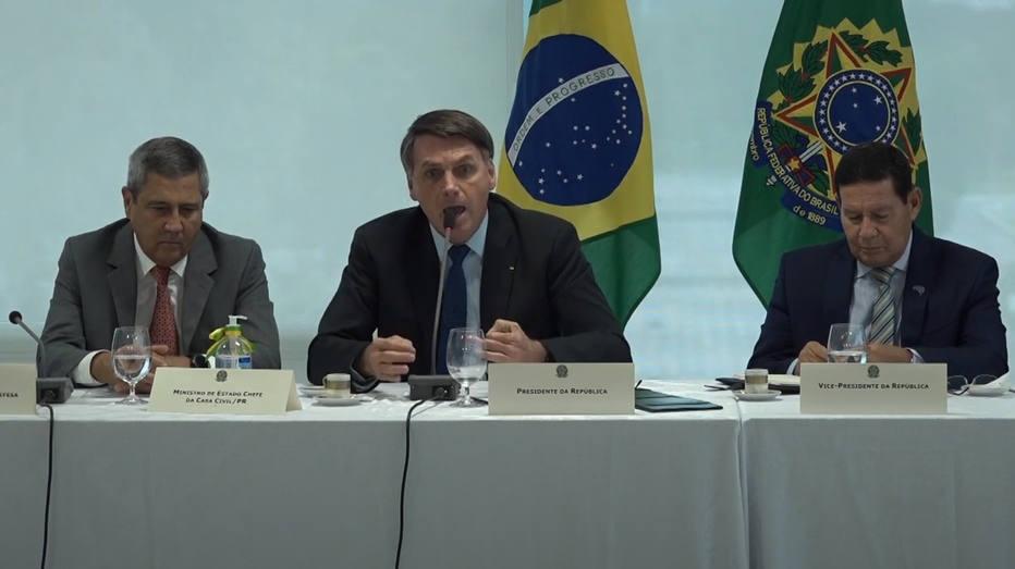 bolsonaro reuniao ministerial