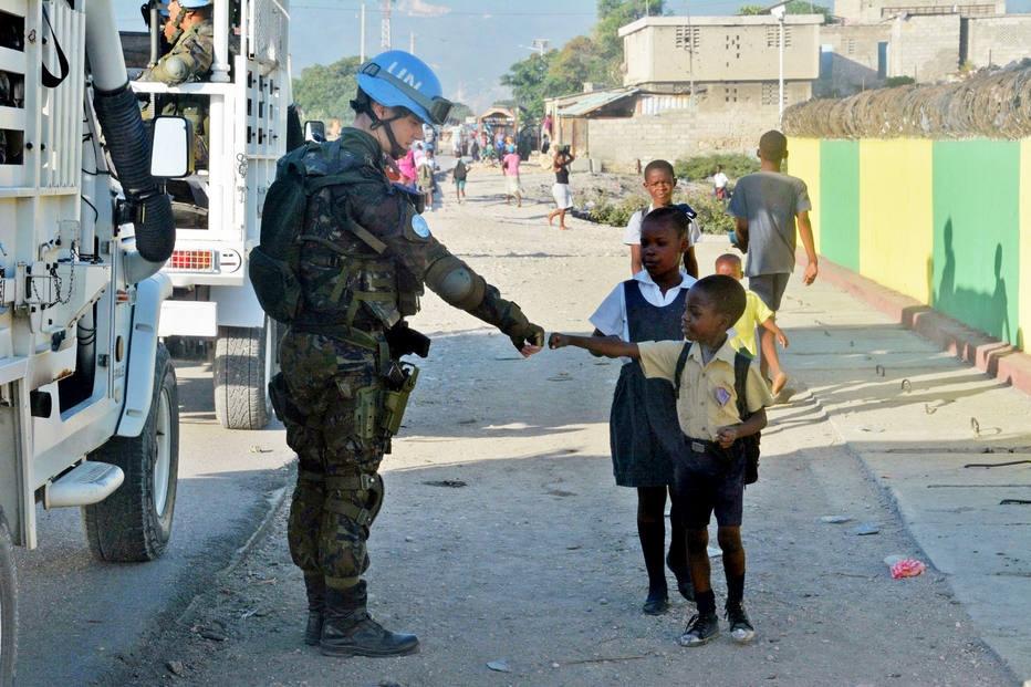Haiti - Exército brasileiro
