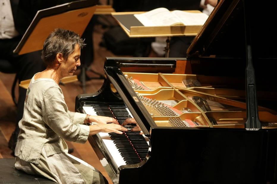 Pianista portuguesa Maria João Pires anuncia aposentadoria