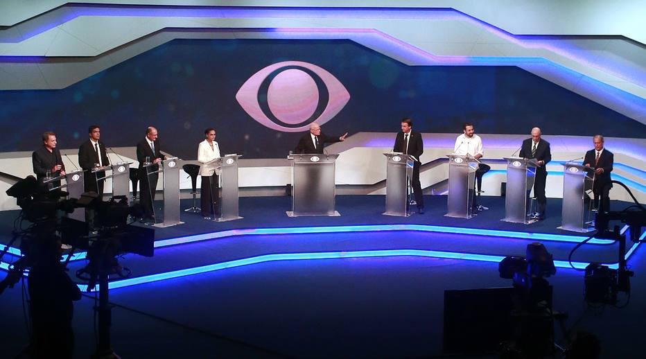 debate presidencial band eleições 2018