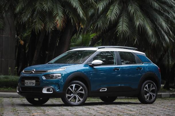 Os 10 SUVs mais vendidos de fevereiro
