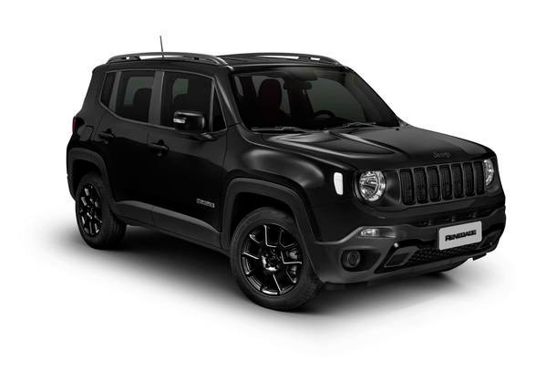 9º - Jeep Renegade