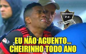 Cheirinho De Memes Flamengo Fica Na Vice Liderança E é
