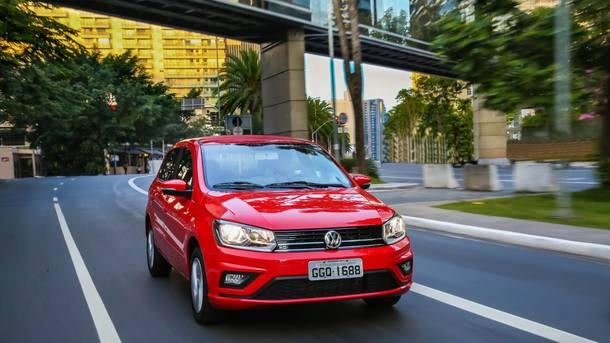 6º - Volkswagen Gol