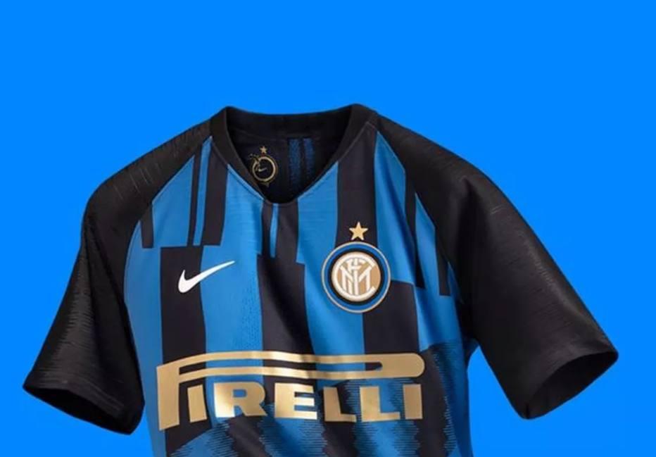 27b52a24cf34f Inter de Milão lança novo modelo de camisa para o clássico diante do Milan