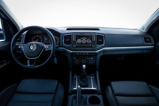 VW Amarok V6 encara Ford Ranger e Chevrolet S10
