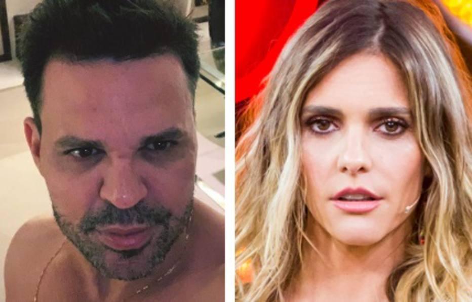 Fernanda Lima explica processo contra Eduardo Costa: 'Inibir agressões'
