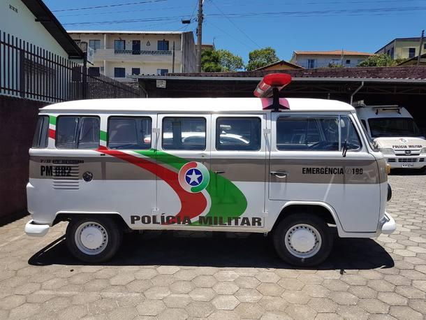 Antigos da Polícia de Santa Catarina