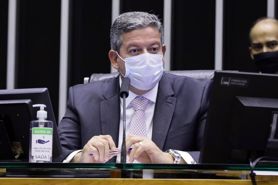 Lira indica apoio a voto impresso e fala em 'auditagem mais transparente'