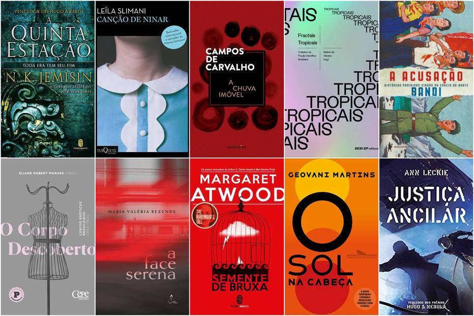 Melhores livros de 2018