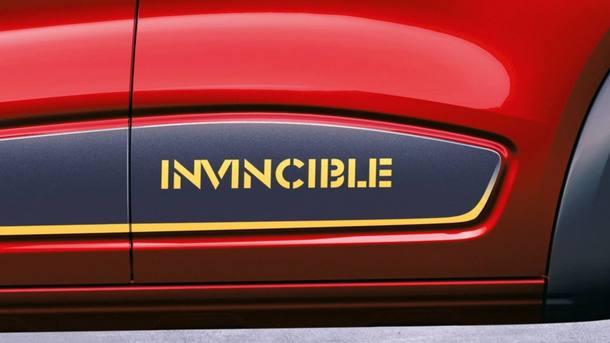 Renault Kwid Iron Man
