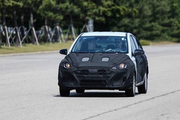 Nova geração do Hyundai HB20